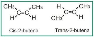 cis-trans-butena