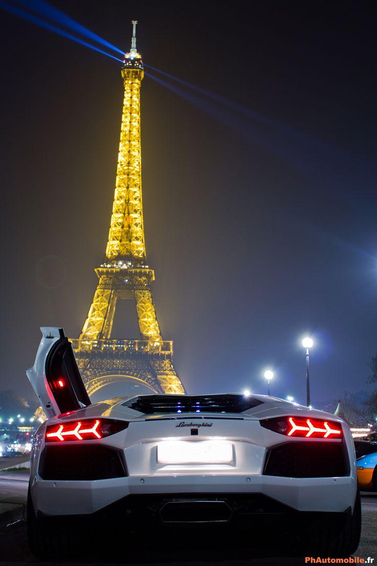 Great gallery supercar Lamborghini from italy